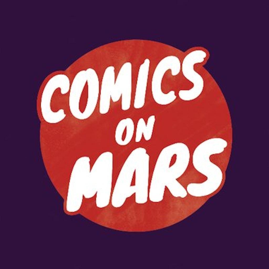 Comics on Mars