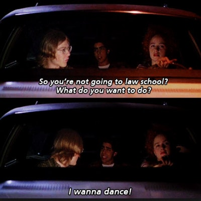 I Wanna Dance!