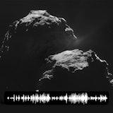 A Singing Comet
