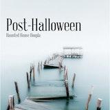 Post-Halloween Haunted House Hoopla