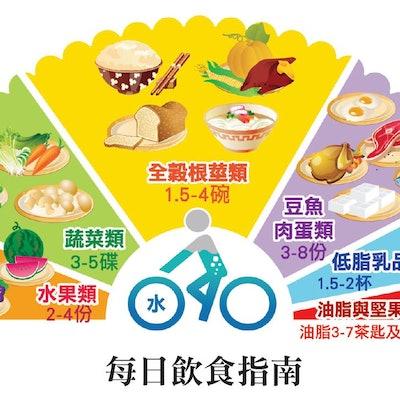 食物與疾病的關係、消化系統(中)